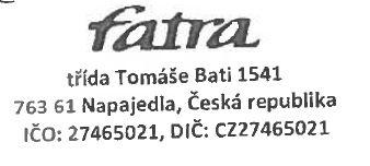 false stamp fatra