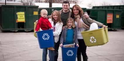 Ekologická výroba a recyklace