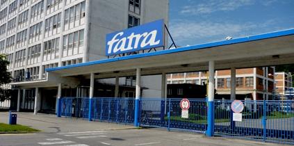 Vítá Vás Fatra, a.s.