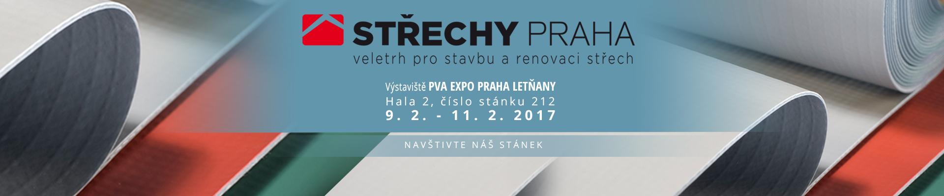 Baner Střechy Praha