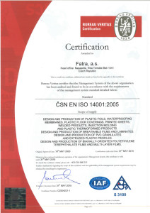 Fatra-QMS-ISO certificate