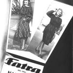 Fatra - nabídkové letáky