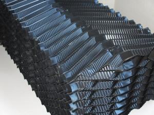 Cooling filler panels