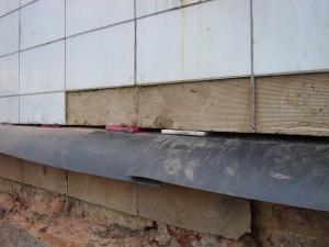 fatra PE folie pro izolaci podřezaného zdiva