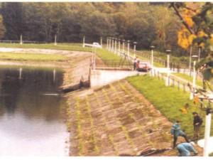 fatra PE folie pro izolaci vodní plochy