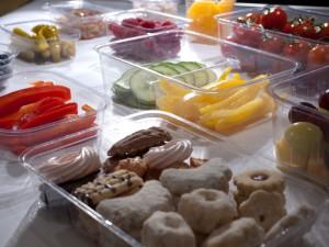 fatra PVC obaly cukroví zelenina