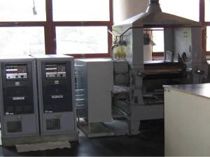 fatra laboratorní dvouválce (zkušební a vývojové laboratoře)