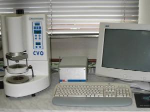 fatra rotační reometr (zkušební a vývojové laboratoře)