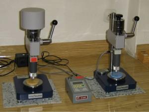 fatra tvrdoměry (zkušební a vývojové laboratoře)