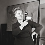 Fatra Libuše Niklová s kočkou