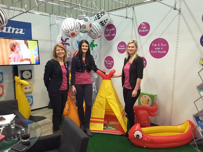 Fair Spielwarenmesse 2017 Fatra
