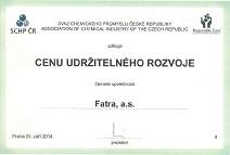 Fatra-Osvedceni_Bezpečný Podnik_2015_CE