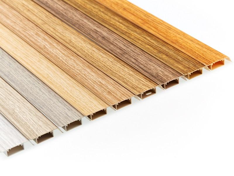 Paleta podlahových lišt