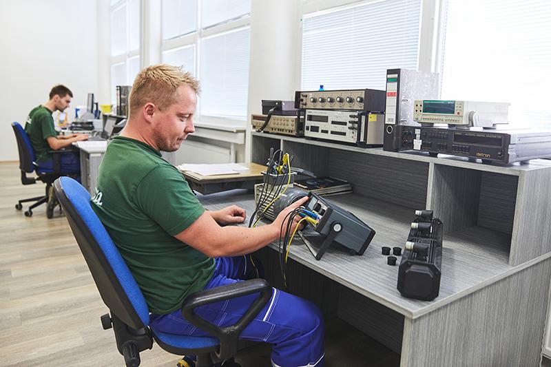 FATRA - elektrotechnická údržba