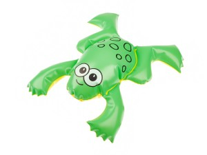 Inflatable toy frog, Fatra