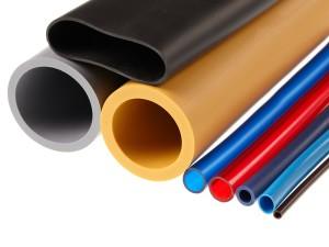 Plastic profiles, hoses, tubes, Fatra