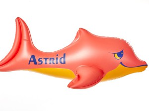 Promotional inflatable object, Dolphin, Fatra