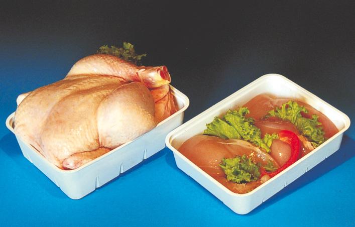 fatra PVC obaly kuřecí