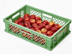 fatra vstřikování - přepravka ovoce