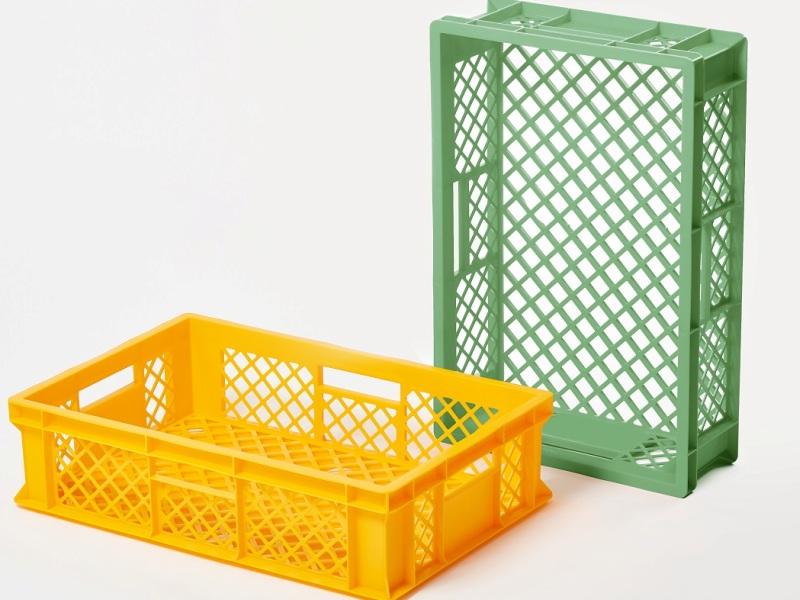 Kunststoff-Transportboxen