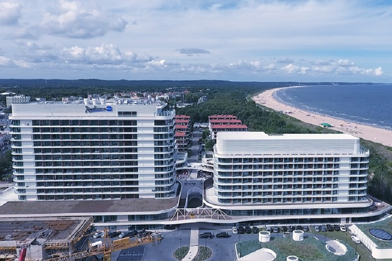 Baltic Park, Świnoujściu, PL, Fatrafol 810/V, 25 000 m2