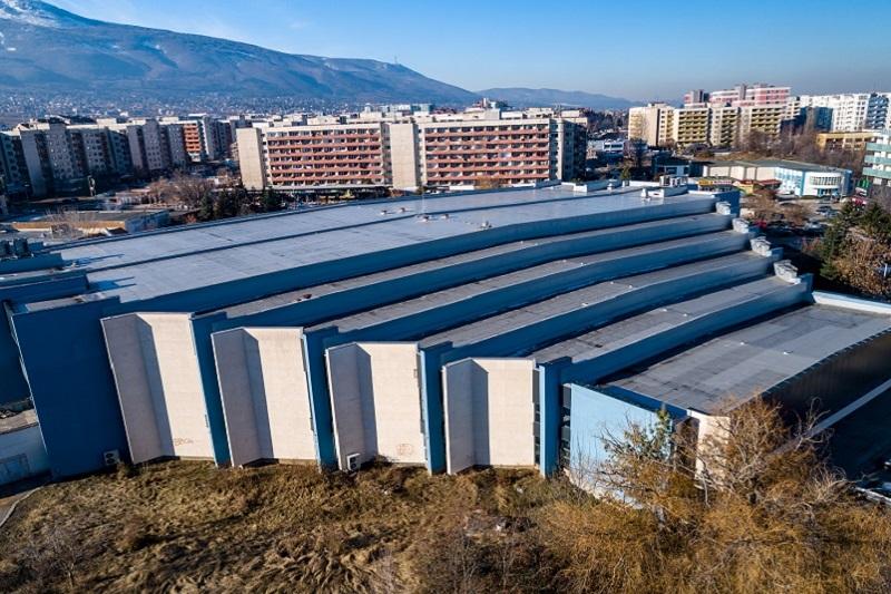 Winter Palace, Sofia, BG, Fatrafol 810/V, 10 300 m2