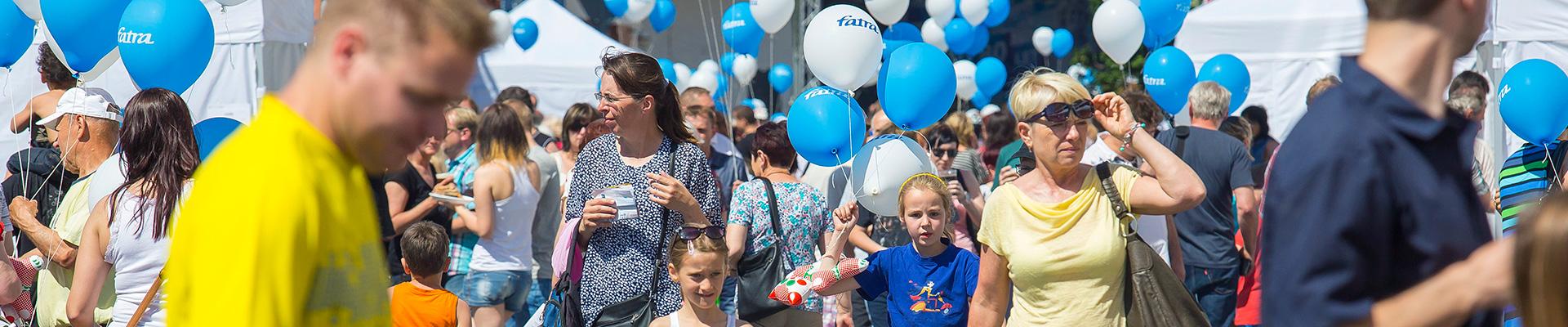 Fatra celebrates 80th anniversary