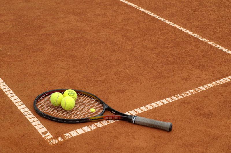 Tenisové lajny