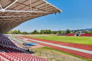 Střešní izolace Fatrafol, WERK Arena, Třinec