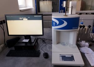 Fatra laboratoř - měření - regranulát