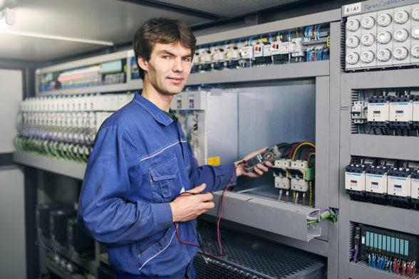 Pavel - mechanik měřicích přístrojů