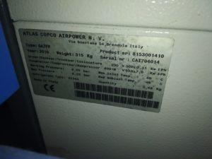 Kompresor šroubový 2