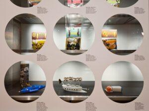 Výstava s názvem: 200 dm3 dechu, Paříž
